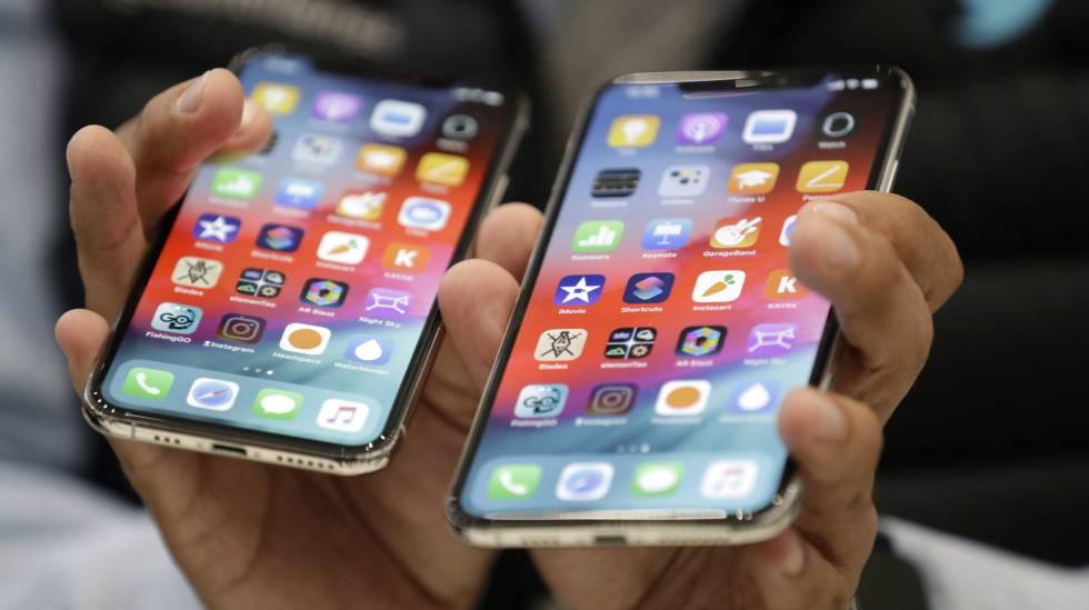Apple  O que oferecem os novos iPhones   Tecnologia   EL PAÍS Brasil dcdaafac41