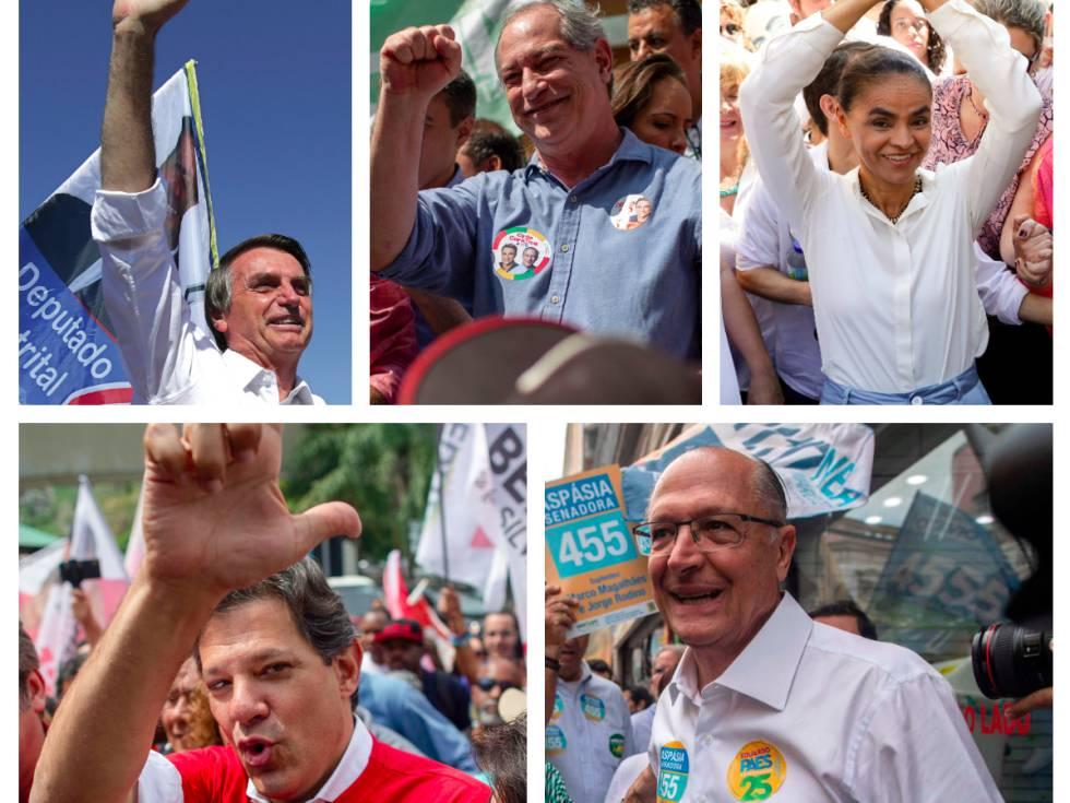 Haddad prioriza agenda no Nordeste em disputa com Ciro. Alckmin foca no Sudeste