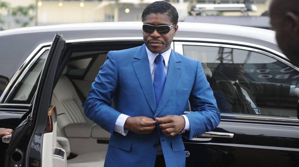 Resultado de imagem para filho de ditador da guiné