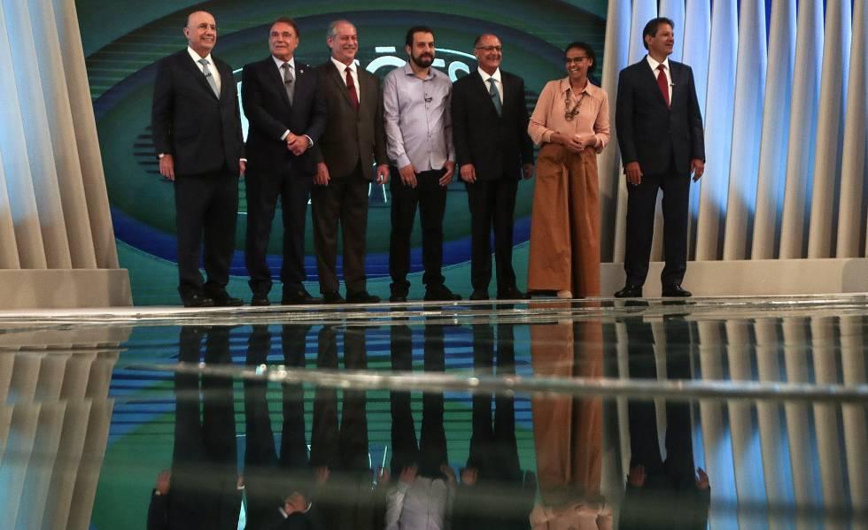 Debate Globo