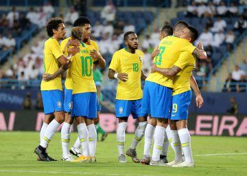 46c45af8d7c5f Seleção Brasileira de Futebol · Onde e como assistir ao amistoso Brasil x  Argentina