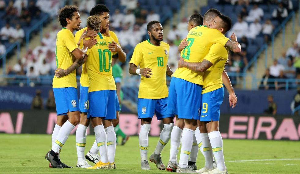Brasil x Argentina  onde e como assistir ao amistoso  a47c06ee0756a