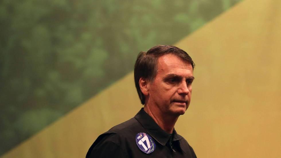Bolsonaro é uma ameaça ao planeta