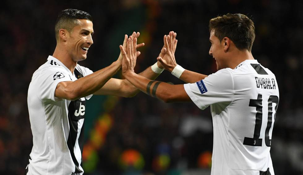 5c685e5a88 Na volta de Cristiano Ronaldo