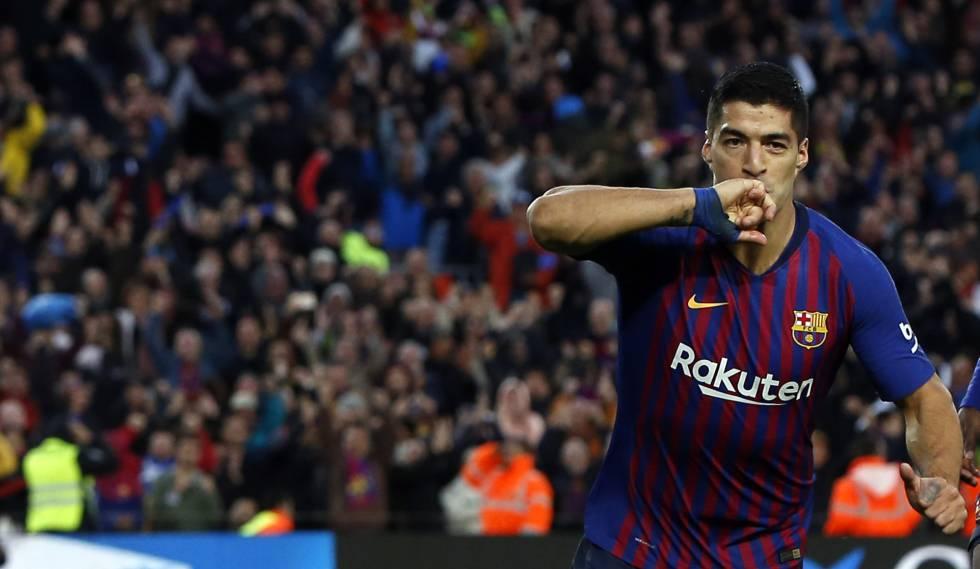 Barcelona passeia sobre o Real Madrid e complica a vida de Lopetegui ... 50dc722369425