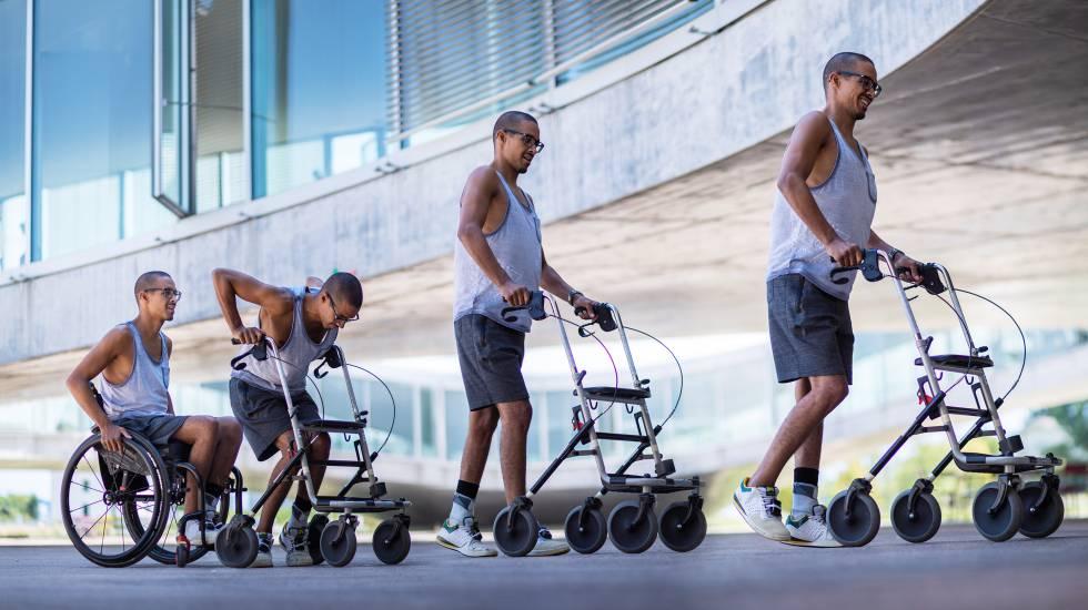 Paraplégicos voltam a andar após implante de eletrodo