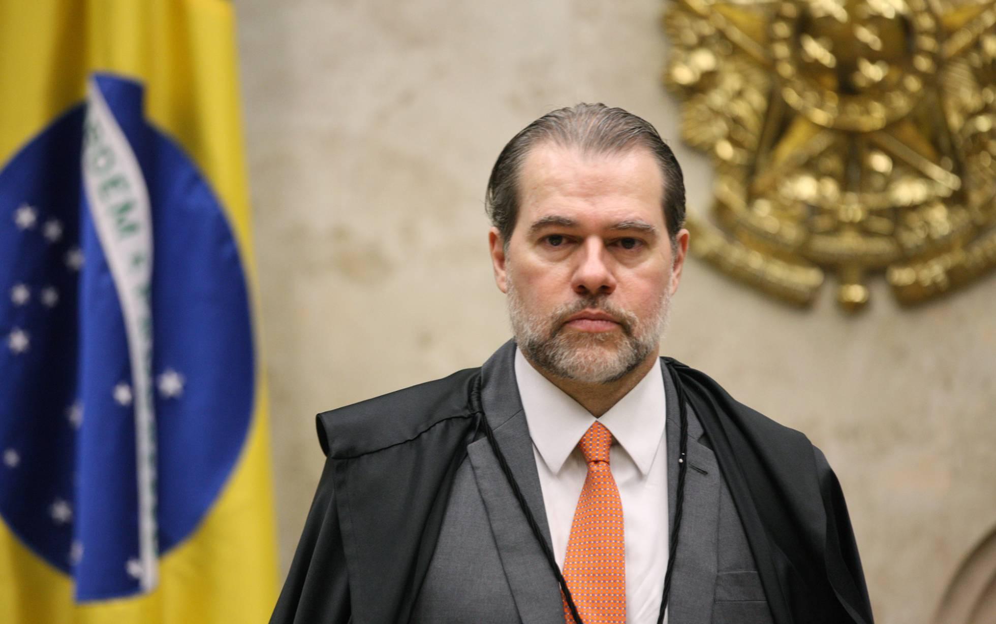 El presidente del Supremo propone un gran pacto nacional para sacar a Brasil de la crisis