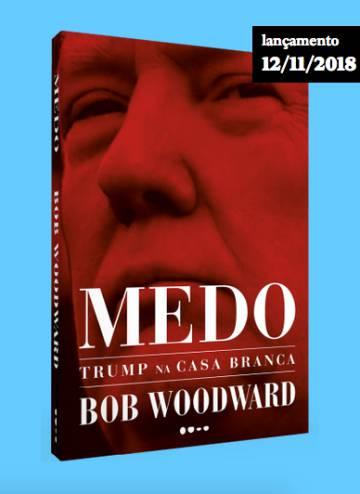 Capa do livro que será lançado no Brasil pela editora Todavia.