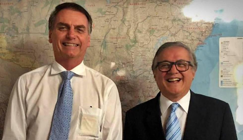 Velez Rodriguez ministro educaçao Bolsonaro