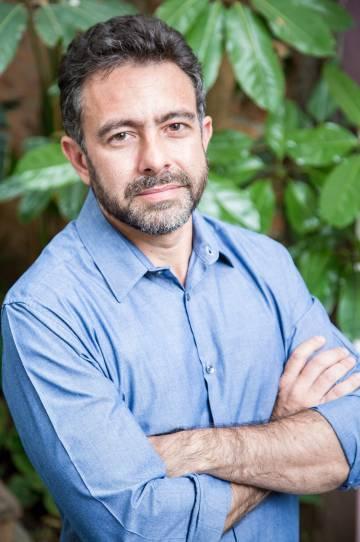 Marcio Astrini, coordenador do Greenpeace e do Observatório do Clima.