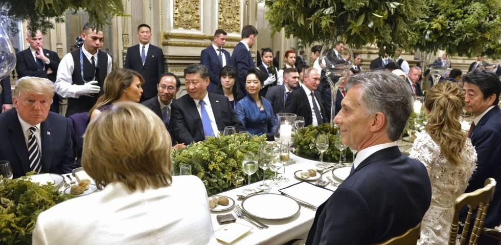 """8d1722954 G20 reconhece que comércio mundial """"fracassou"""" e se une contra a ..."""