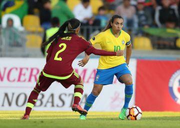 4d1e0e143b Seleção feminina entra em ano de Mundial sem vencer principais oponentes  desde 2016