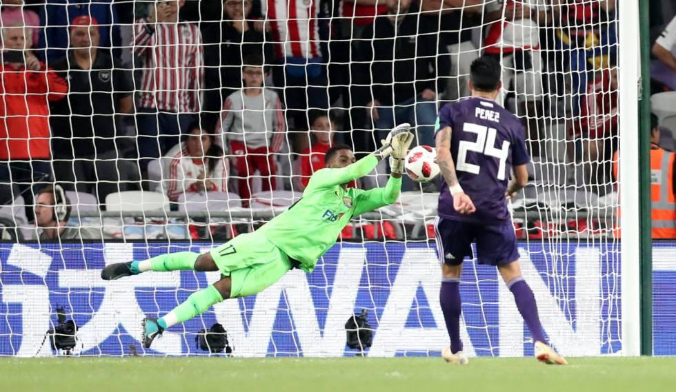 caac86ba37 River Plate perde para o Al Ain nos pênaltis e cai na semifinal do Mundial  de Clubes