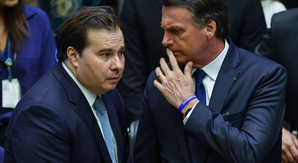 A posse de Jair Bolsonaro como presidente