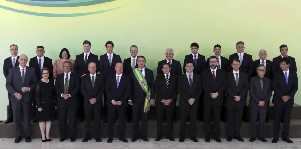 A posse do presidente Jair Bolsonaro ao vivo