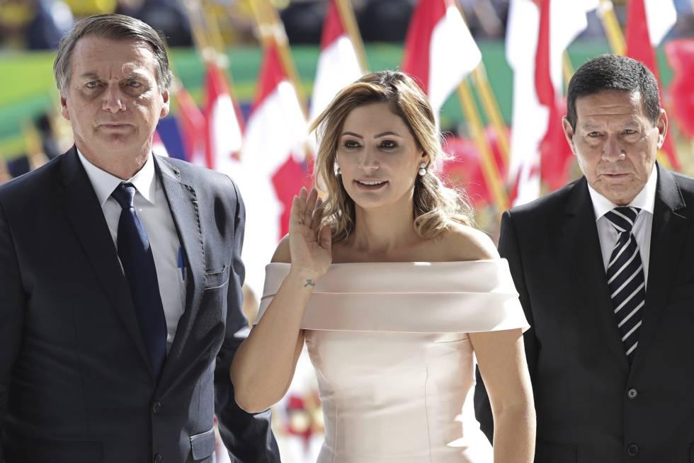 Discurso Michelle Bolsonaro