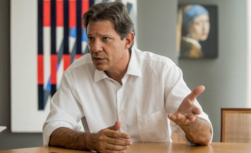 Entrevista Fernando Haddad