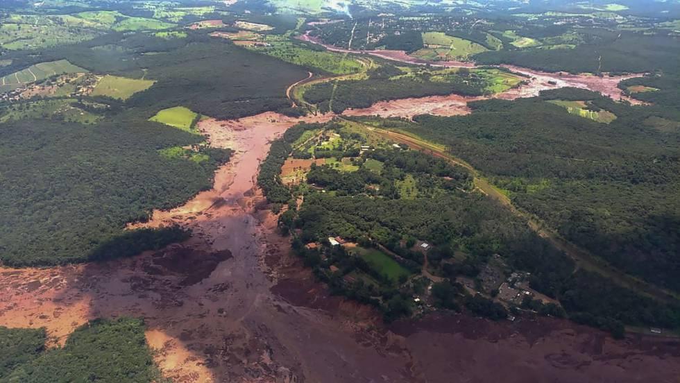 Resultado de imagem para pinterest da barragem de Brumadinho