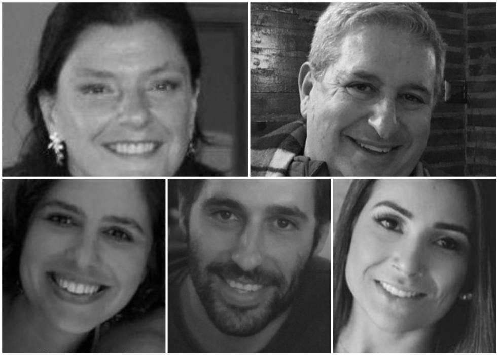 Lista de desaparecidos e mortos Brumadinho