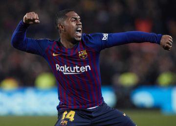 Malcom garante empate ao Barcelona contra o Real Madrid pela Copa do Rei e3cafd540403e