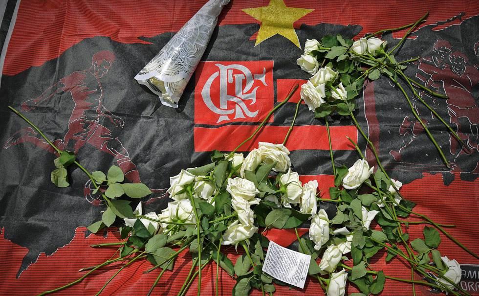 Incendio Flamengo indenizaçao familias categorias de base