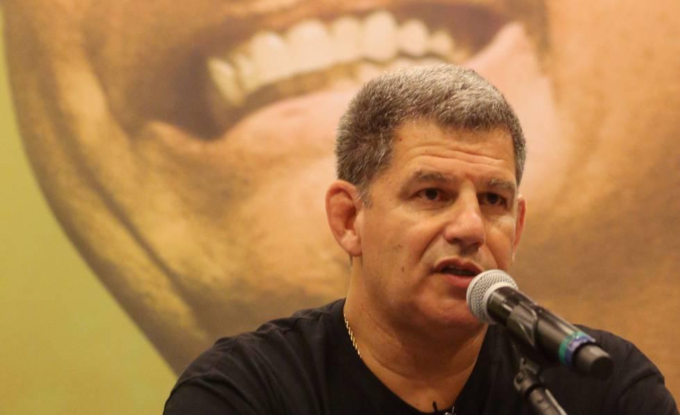 Gustavo Bebianno, em outubro de 2018, no Rio.