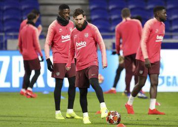 Onde e como assistir a Lyon x Barcelona pela Champions League 0a727043f09d2