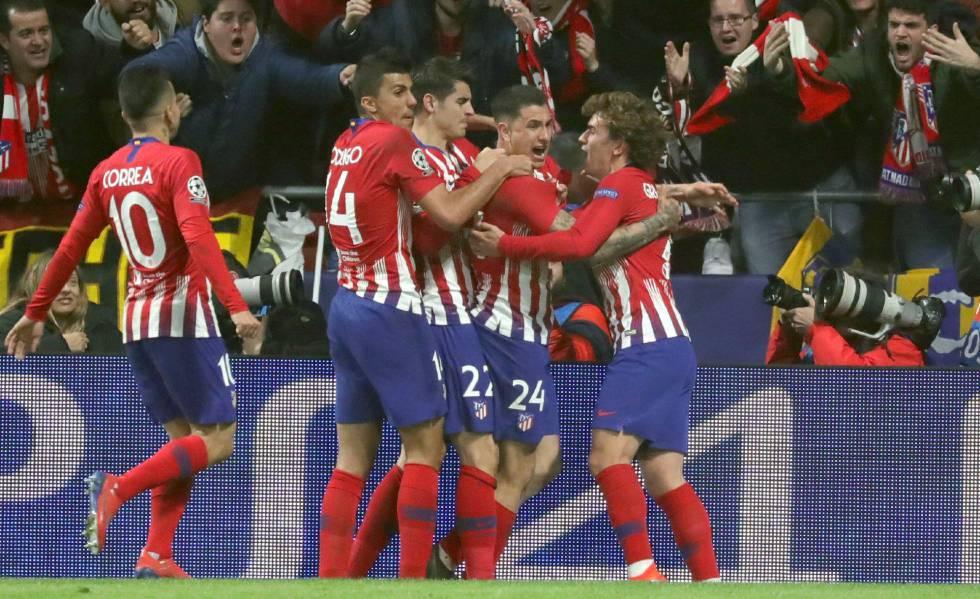 Zagueiros decidem e Atlético de Madrid vence a Juventus na Champions ... d8e40193276be