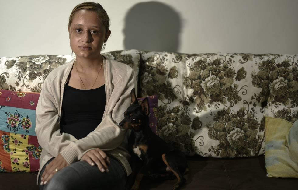 Paloma Cunha foi arrastada pela lama de rejeitos após o rompimento da barragem da Vale em Brumadinho, perdeu o filho, o marido e a irmã.