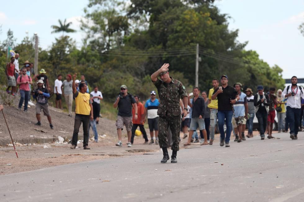 Crise na Venezuela AO VIVO