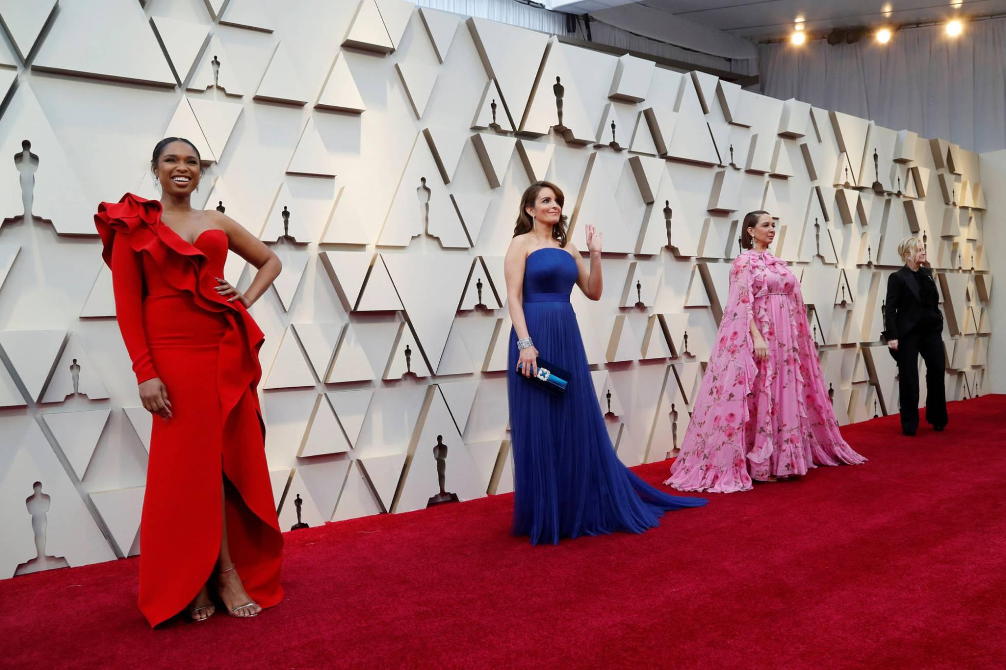 Vestidos cerimonia oscares 2019