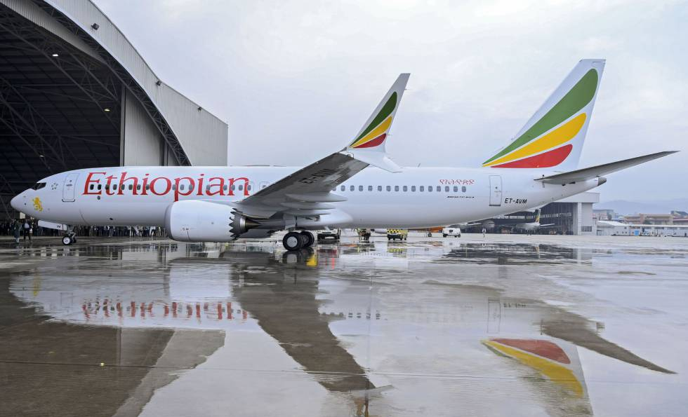 Voo ET302 Ethiopian Airlines