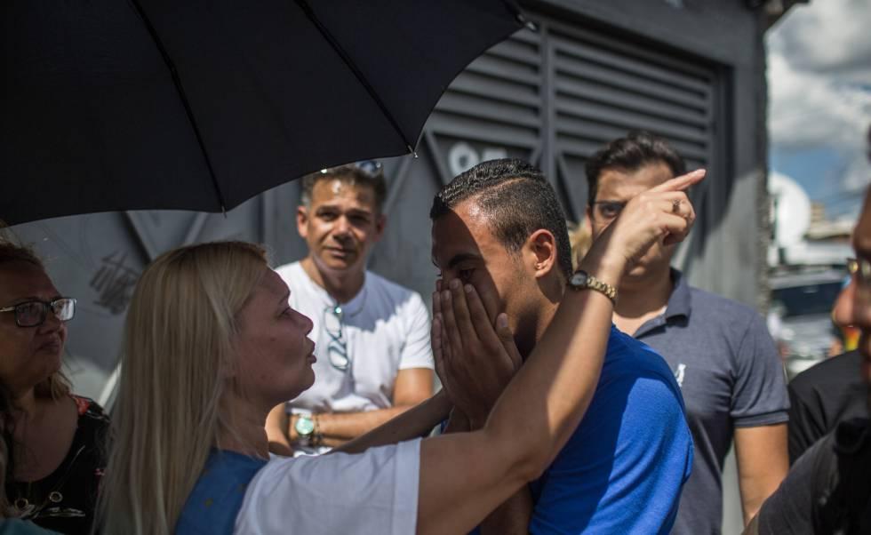 Escola Estadual Raul Brasil: Dois Ex-alunos Invadem Escola