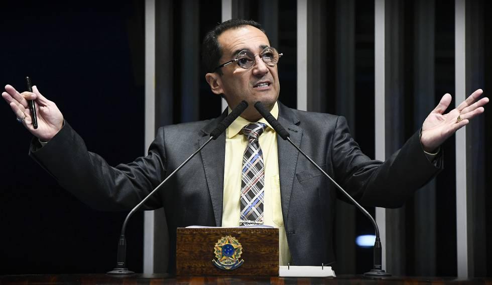Jorge Kajuru Gilmar Mendes entrevista senador