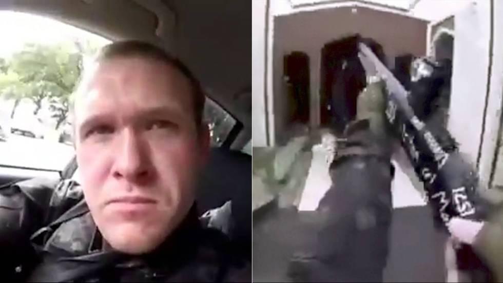 Atentado En Nueva Zelanda Hd: Terrorista Da Nova Zelândia Transmitiu Atentado Ao Vivo