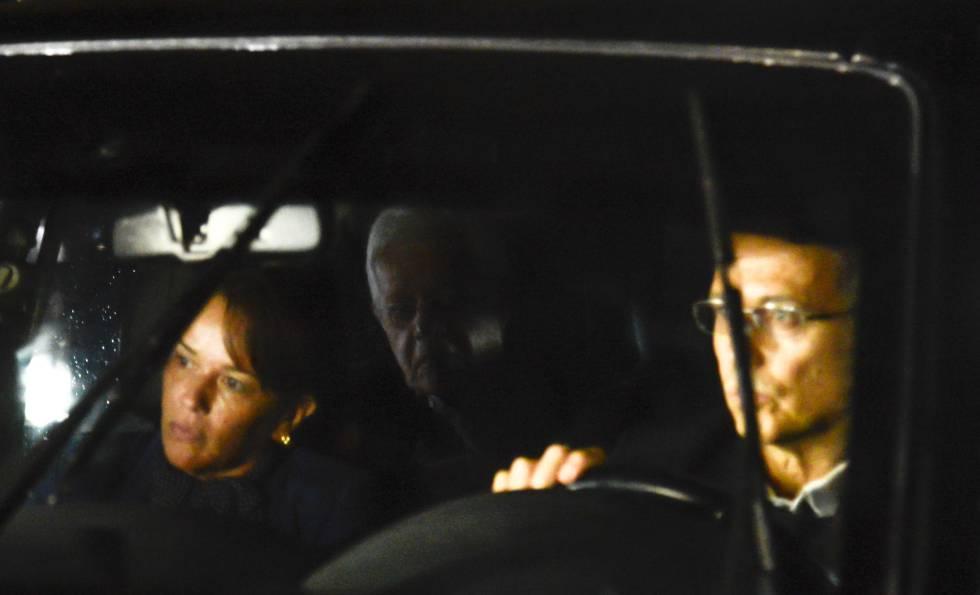 Michel Temer e Moreira Franco presos