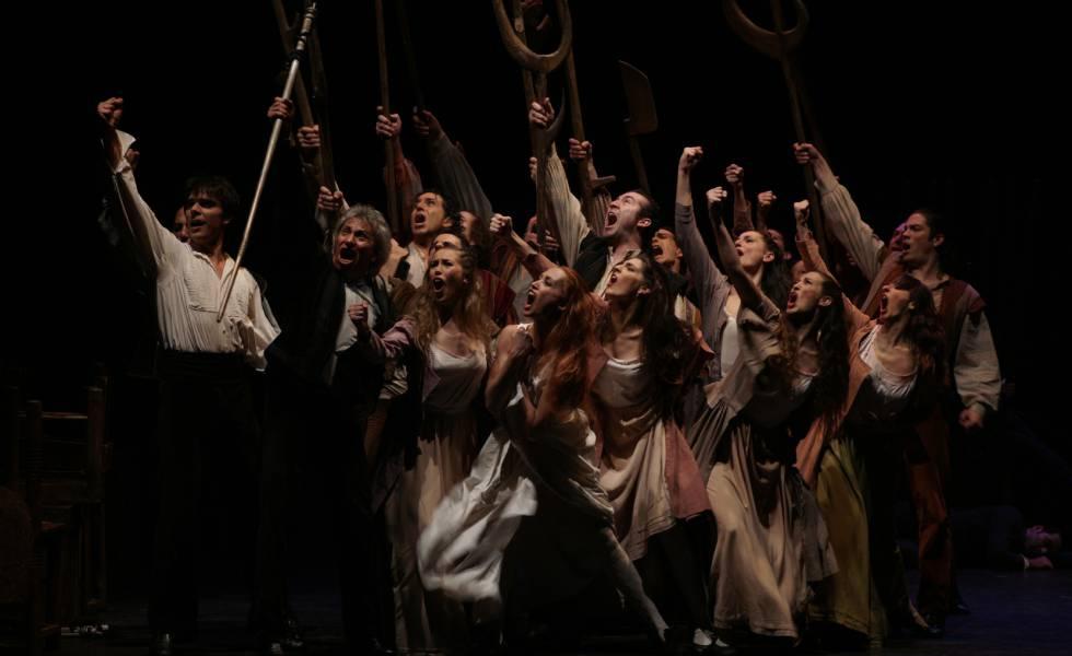 O flamenco com a luzes e sombras de Goya toma os palcos do Brasil