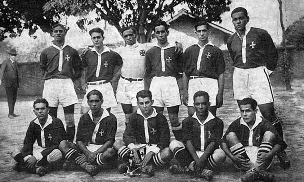 8e89ab4be7d97 Resposta Histórica: Vasco da Gama, o clube que abriu as portas do ...