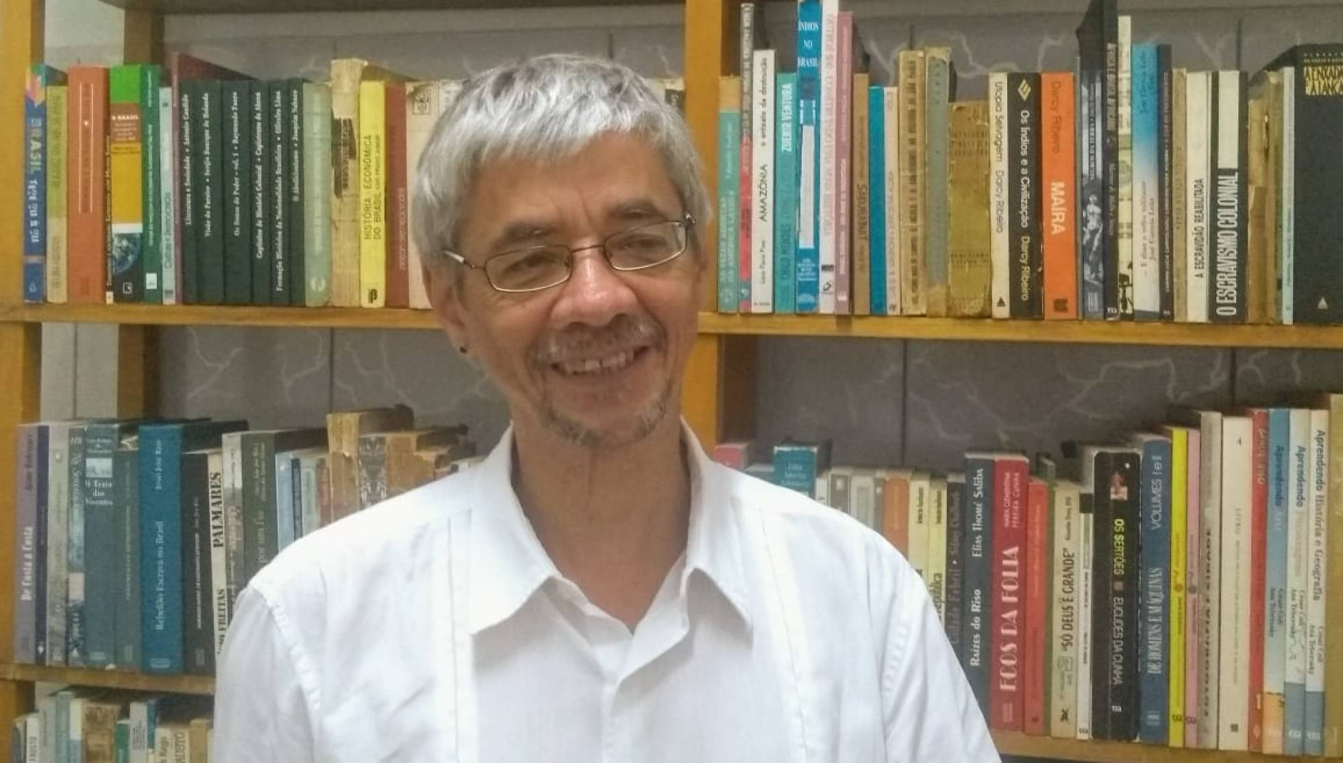 Cândido Grangeiro, presidente da Abrale.