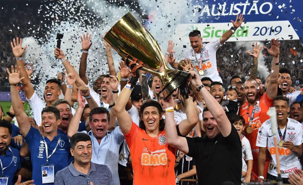 Corinthians campeão Major Olimpio deputado
