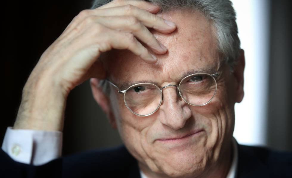 O psiquiatra Luis Rojas Marcos