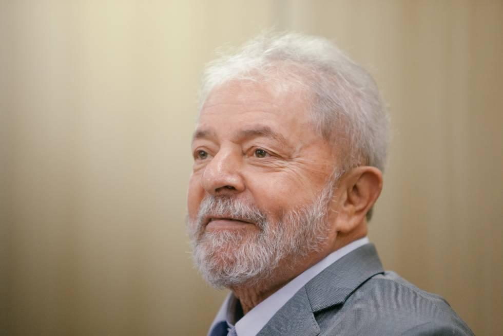 Lula fala ao EL PAÍS