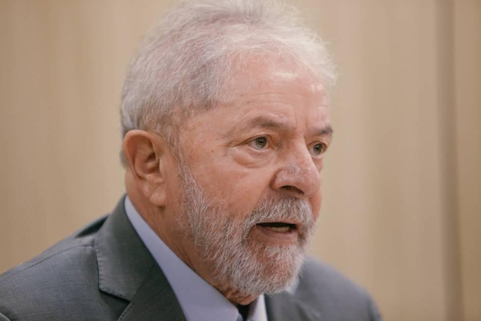 Entrevista de Lula ao EL PAÍS
