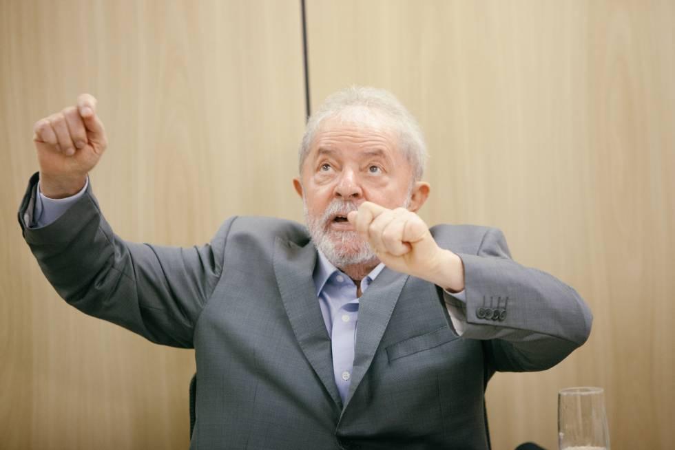 """Lula: """"O inimigo central do Bolsonaro, além do PT, é o seu vice-presidente"""""""