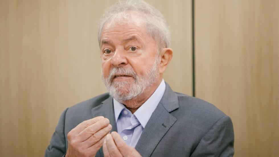 452d84033 Leia a íntegra da primeira entrevista de Lula desde que foi preso | Brasil  | EL PAÍS Brasil
