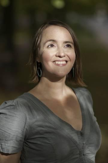 Johanna Koljonen, autora do Relatório Nostradamus.