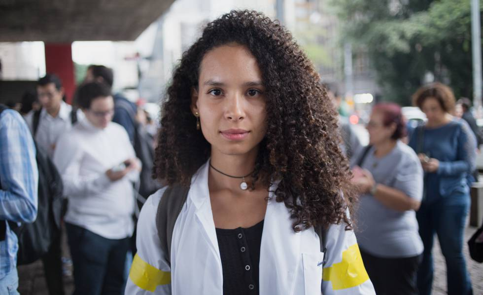 Ágatha Ribeiro da Silva é mestranda em Medicina na USP.