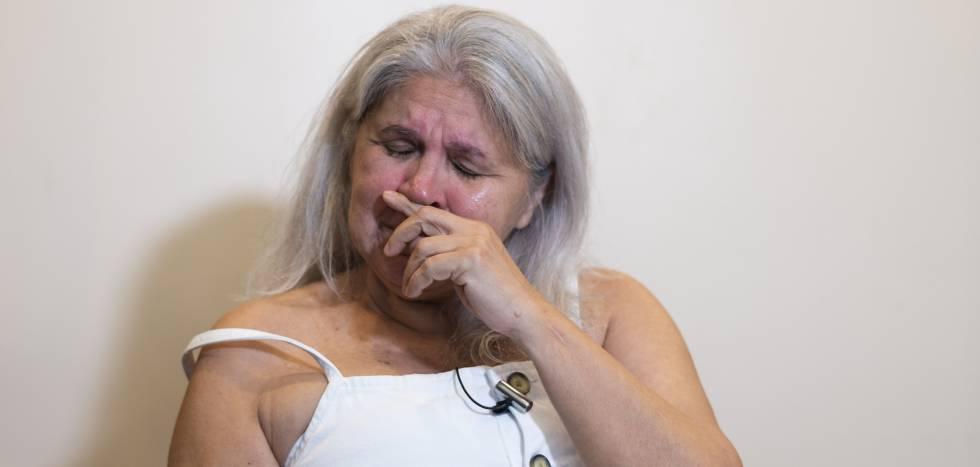 Mercês Castro, irmã do Raul do Araguaia.