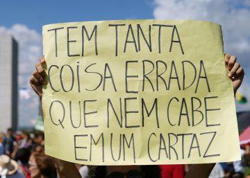 Resultado de imagem para PROTESTO ESTUDANTE