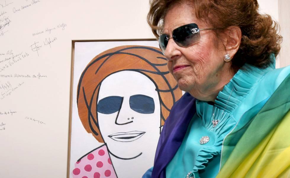 Dorina Nowill, uma vida dedicada à inclusão dos deficientes visuais no Brasil